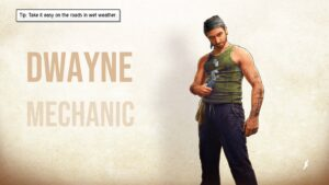 American Fugitive – Dwayne
