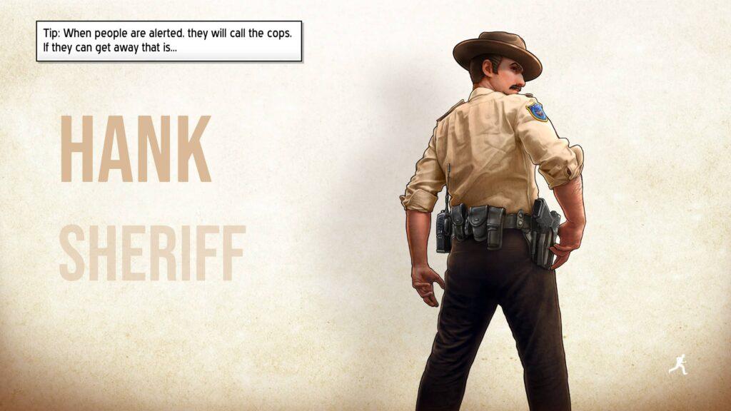 American Fugitive – Hank