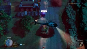 American Fugitive – honička v tanku 1