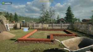 Builder Simulator – stavba baráku