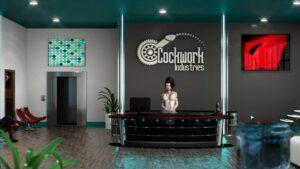 Cockwork Industries – recepce