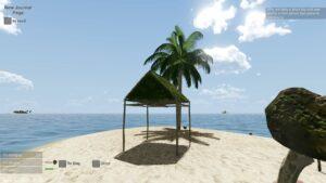 Escape The Pacific – budování domku