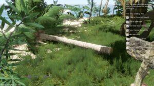 Escape The Pacific – kácení stromu