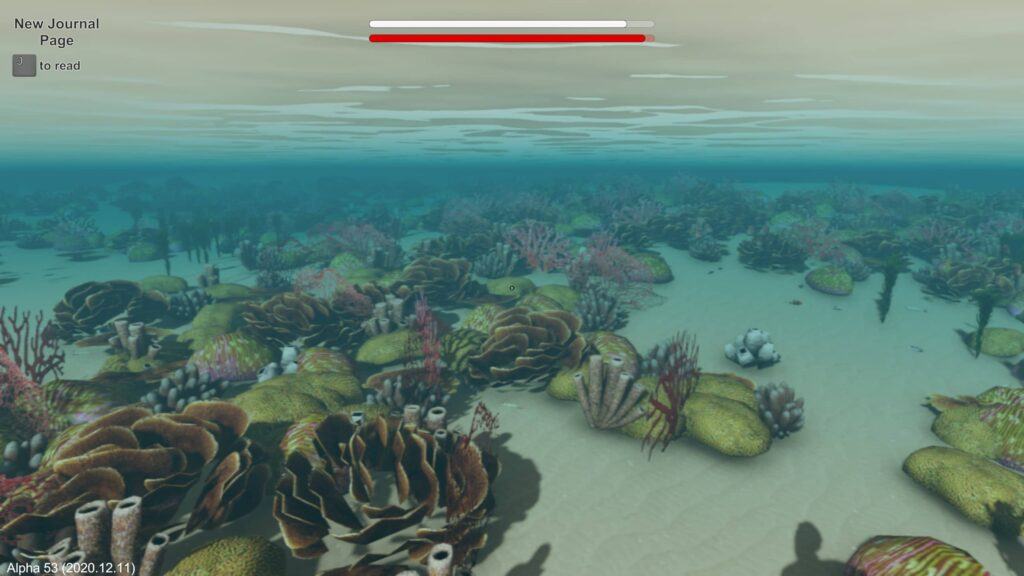 Escape The Pacific – pod mořem