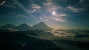 Everspace 2 - denní horizont