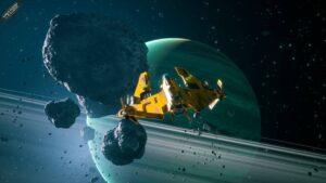 Everspace 2 - loď