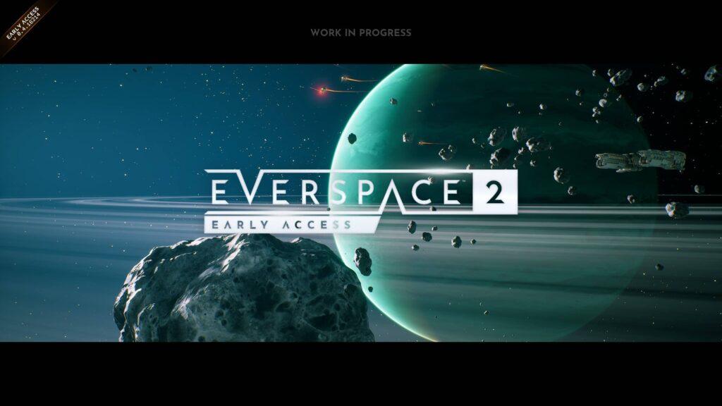 Everspace 2 - předběžný přístup