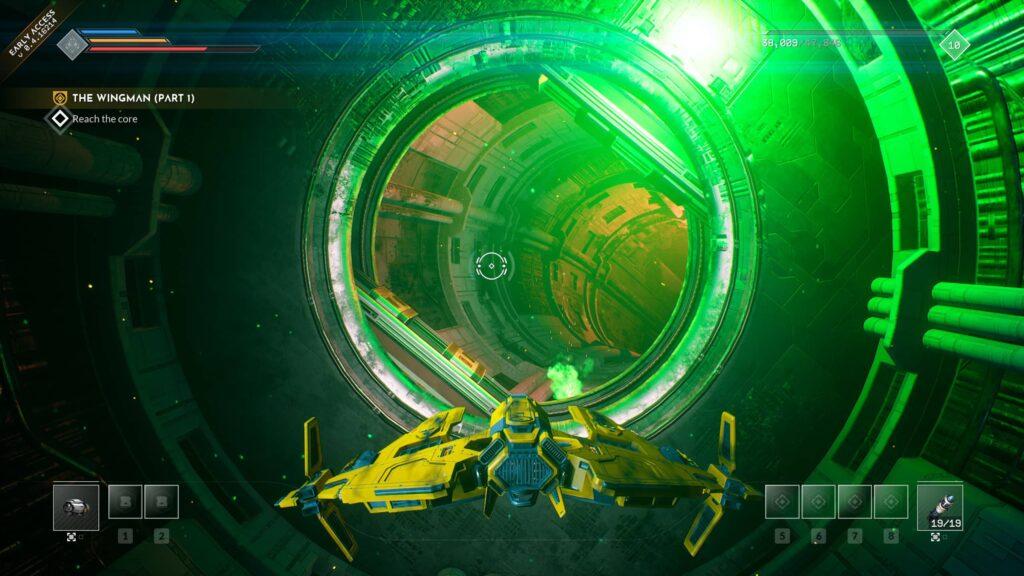 Everspace 2 - průlet