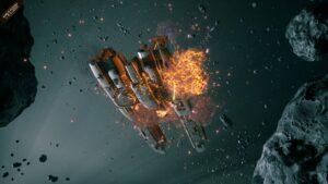 Everspace 2 - zničení lodi