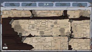 Feudal Alloy – mapa