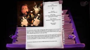 Gibbous - A Cthulhu Adventure – složka