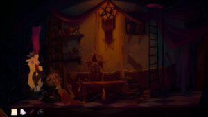Gibbous - A Cthulhu Adventure – útěk