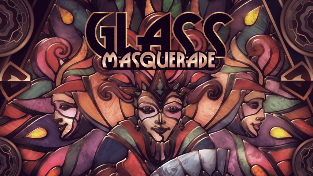 Glass Masquerade – Cover
