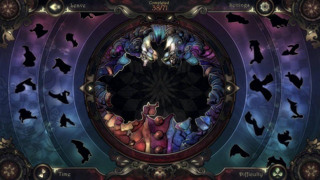 Glass Masquerade 2 Illusions – že by klaun