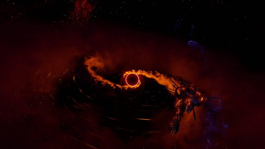 Hellpoint – černá díra
