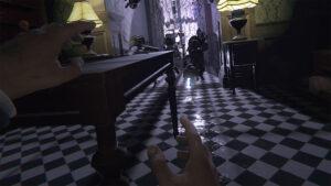 Layers of Fear VR klavír