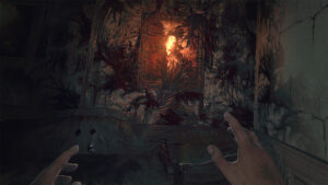 Layers of Fear VR přelud