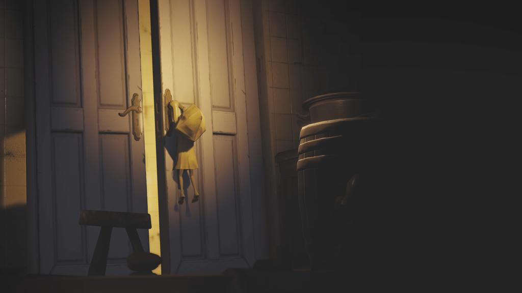 Little Nightmares – dveře