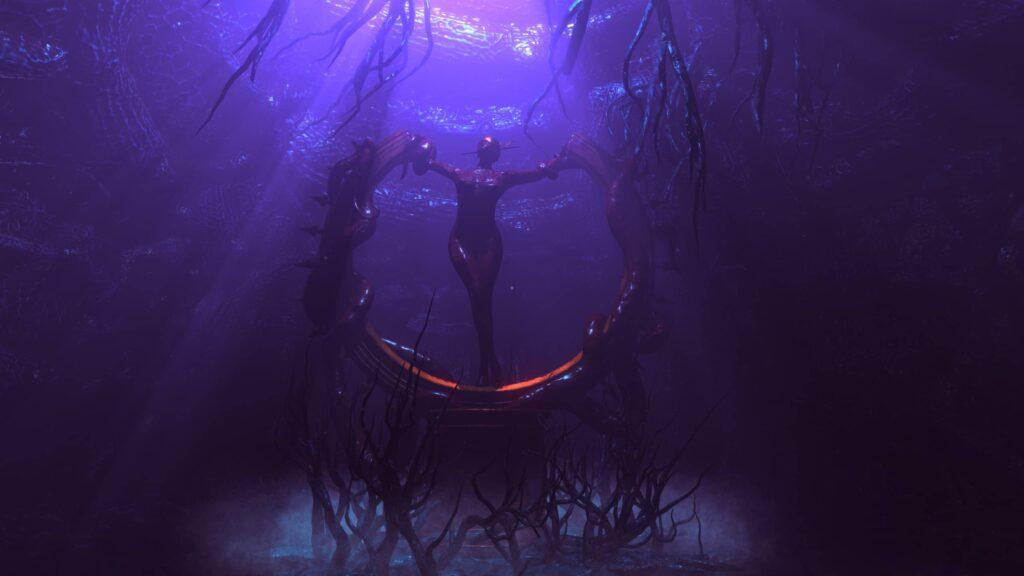 Lust for Darknes – socha 1