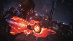 Mass Effect Legendary – omni blade