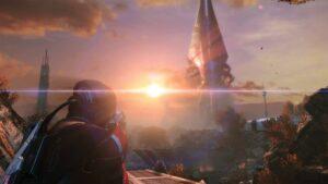 Mass Effect Legendary – reaper