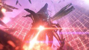 Mass Effect Legendary – útok reapera