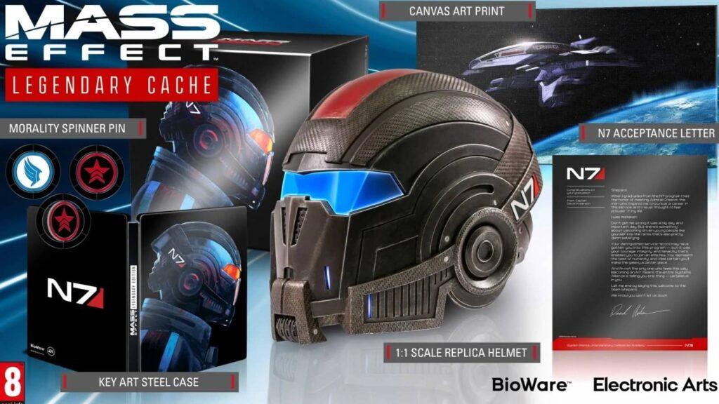 Mass Effect Legendary Cache - Wave 2