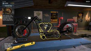 Motorcycle Mechanic Simulator – stavba motorky