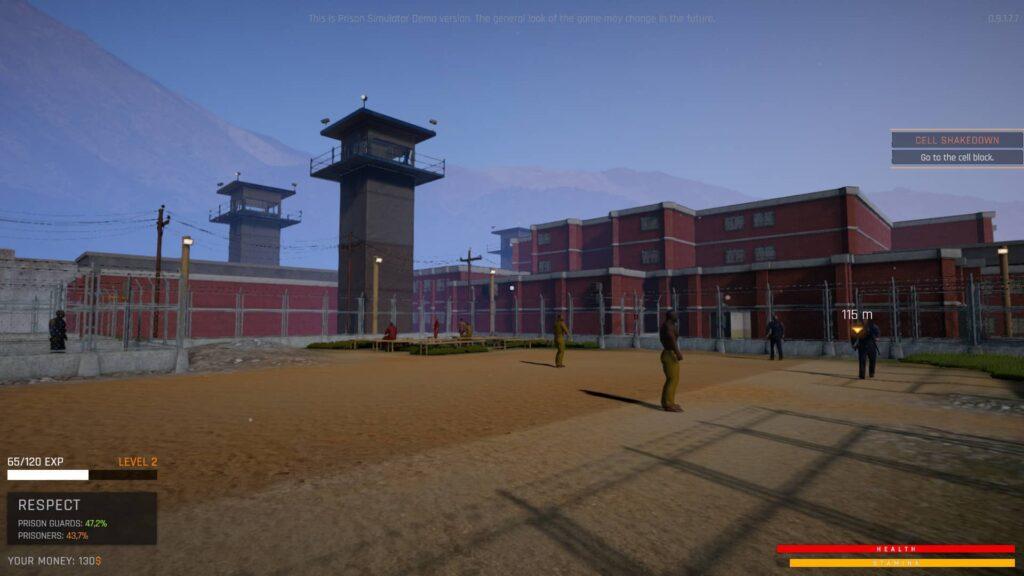 Prison simulator 1