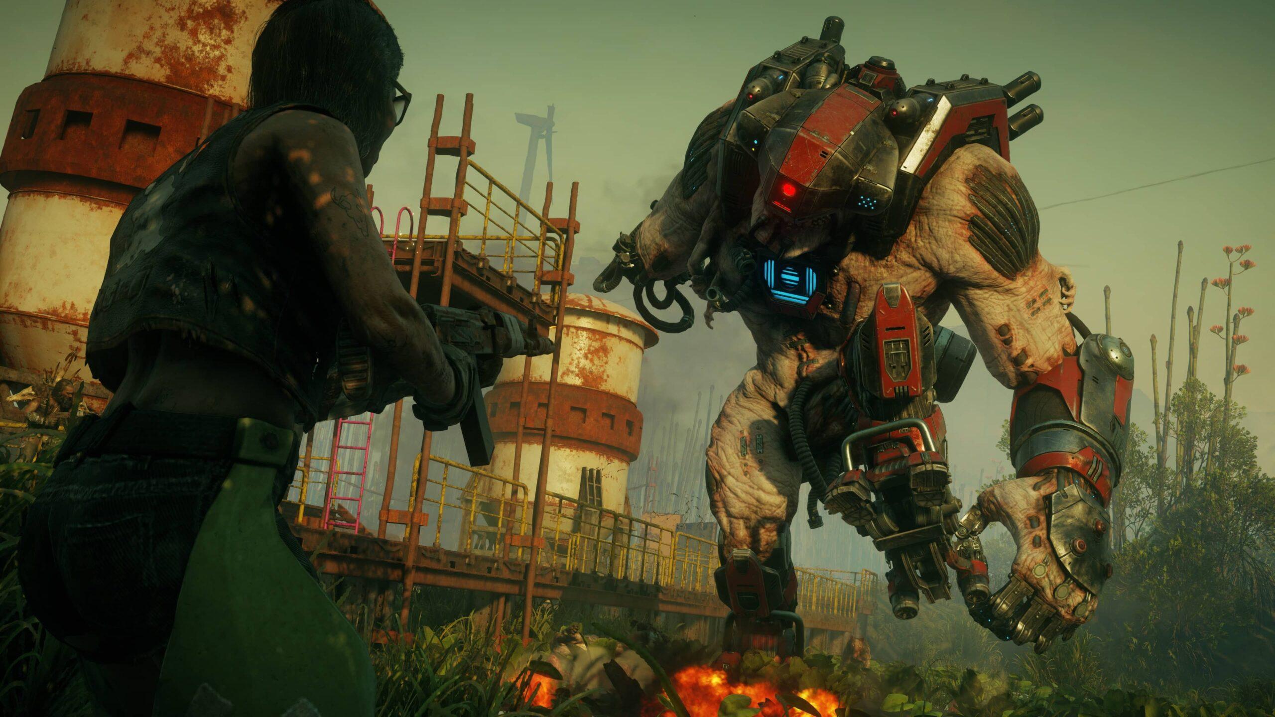 Rage 2 zdarma na Epic Games Store