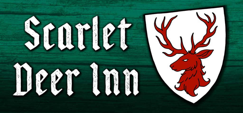 Scarlet Deer Inn – logo
