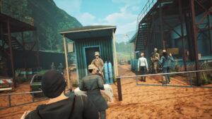 Smuggler Simulator – ztratit se v davu
