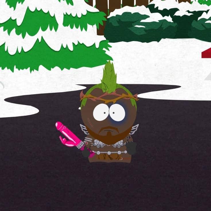 South Park – růžové dildo
