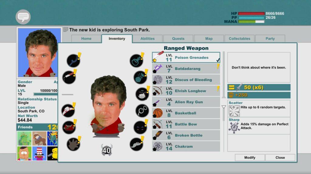 South Park – tampón