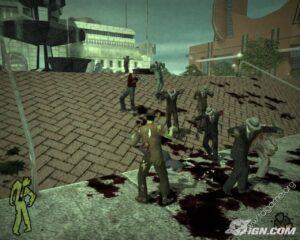 Stubbs the Zombie – horda