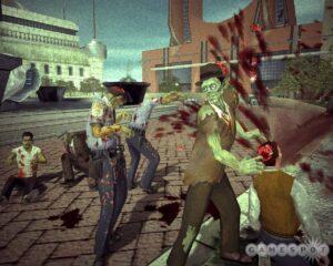 Stubbs the Zombie – mozek