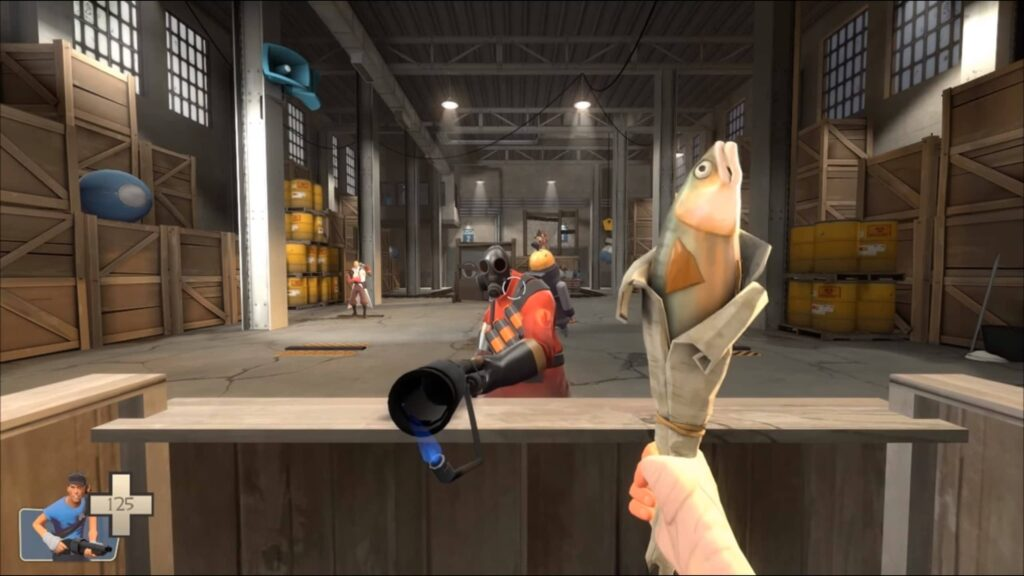 Team Fortress 2 – Holy Macklere