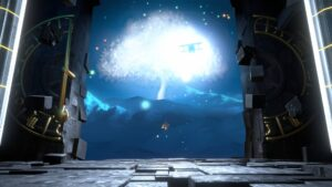 The Last Sky – brána