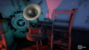 The Last Sky – gramofon