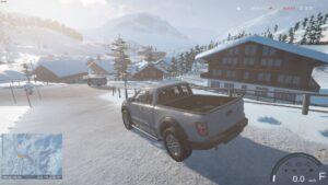 Winter Resort Simulator Season 2 - horské městečko