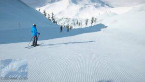 Winter Resort Simulator Season 2 - lyžaři