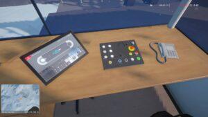 Winter Resort Simulator Season 2 - ovládání lanovky