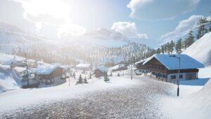 Winter Resort Simulator Season 2 - panorama