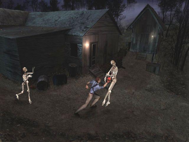 Evil Dead: The Game kostlivci