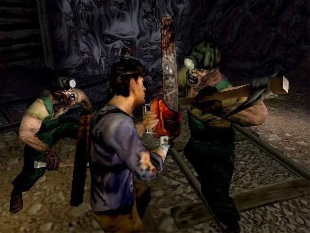 Evil Dead: The Game Skřeti