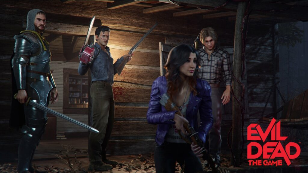 Evil Dead: The Game cover