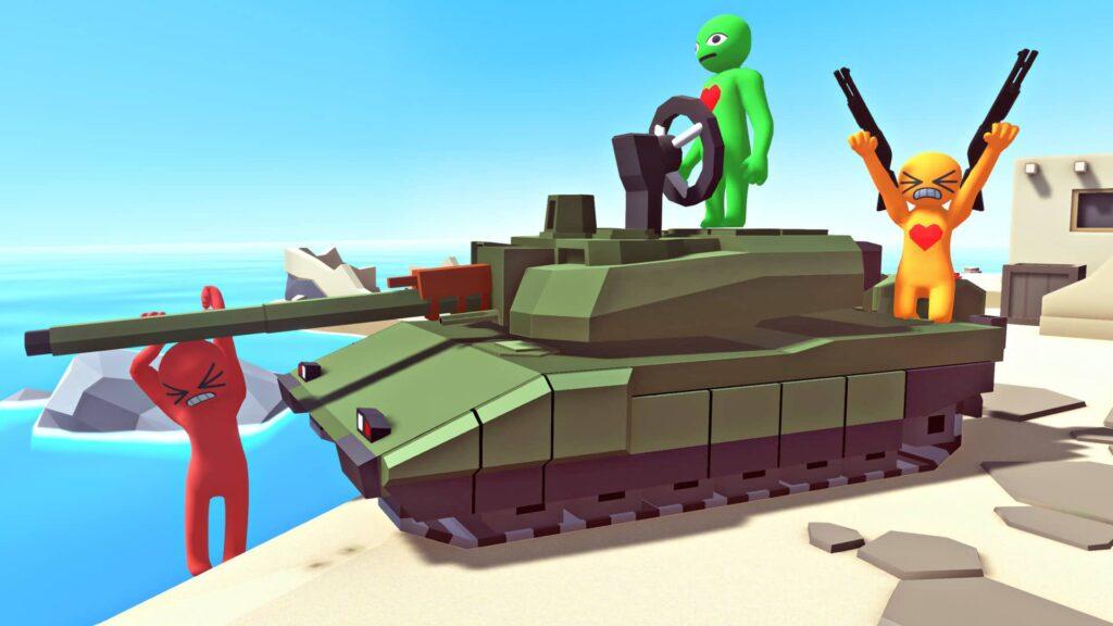 Havocado tank