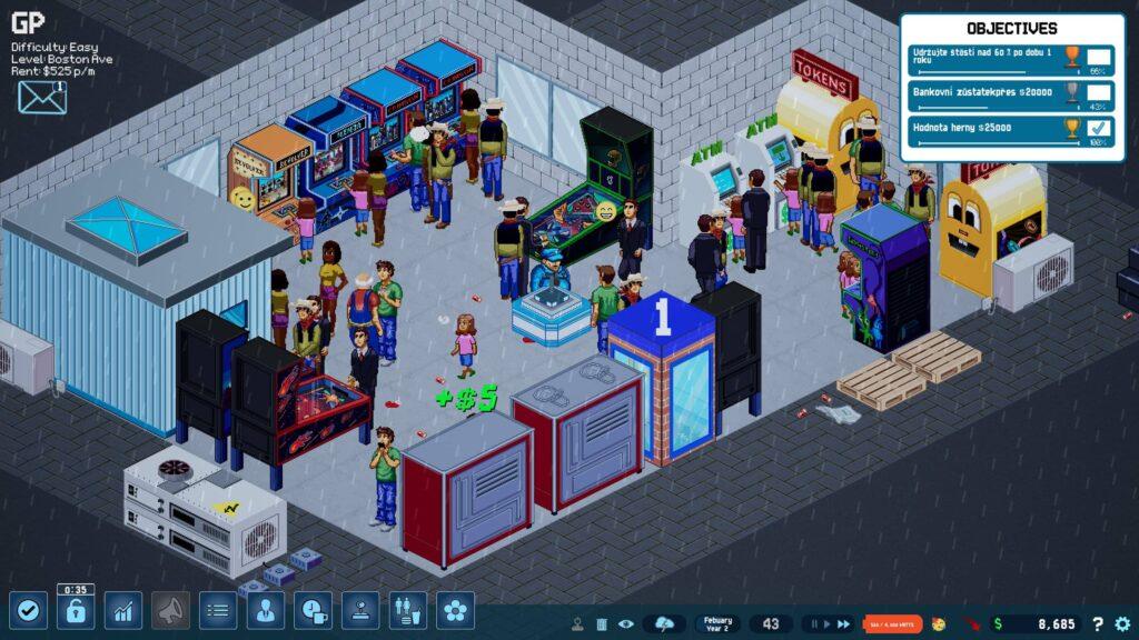 Arcade Tycoon – pinball