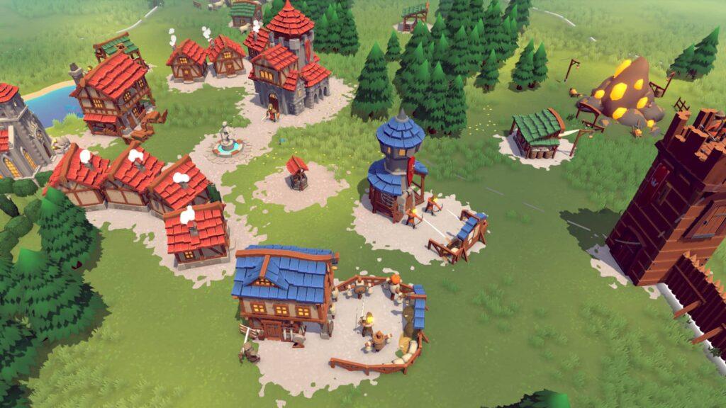 Becastled - vesnice