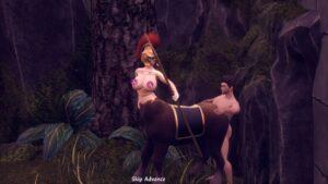 Breeders of the Nephelym – kentauří jízda